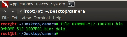 Hesam Seyed Mousavi Reverse Engineering Camera Firmware (IP CAM) 3